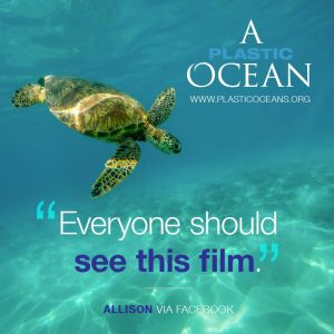 Everyone should see film A plastic ocean