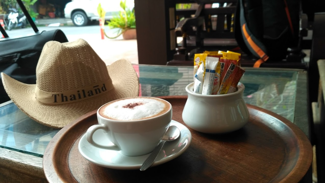 Thailand Travel Coffee